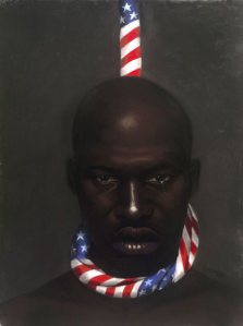 Black Man in America Laurie Cooper